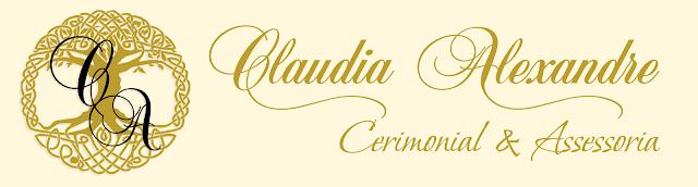 Claudia Alexandre Cerimonial & Assessoria
