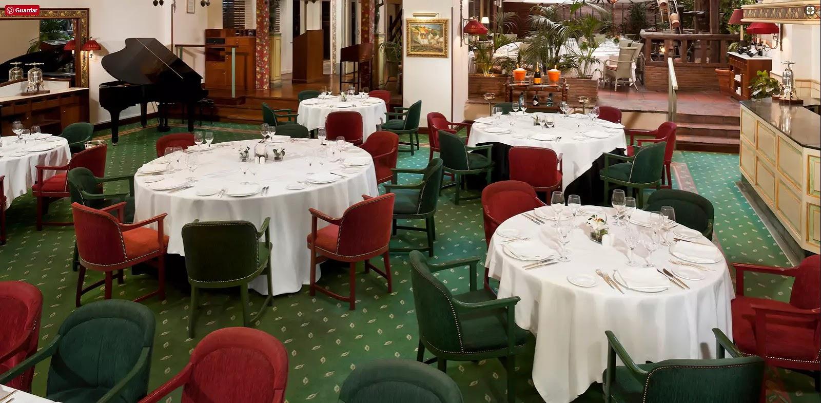 restaurante lalbufera melia madrid