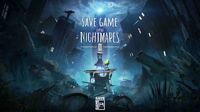 Little Nightmares 2 save file PC
