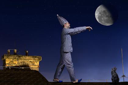 Ini Dia Cara Menghilangkan Gangguan Tidur Berjalan Paling Ampuh