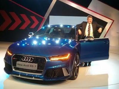 Audi RS7 Performance HD Photos