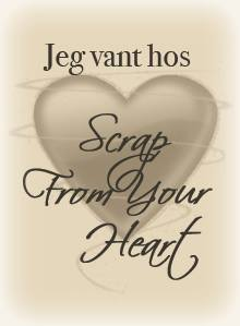 Vant hos Scrap from your heart
