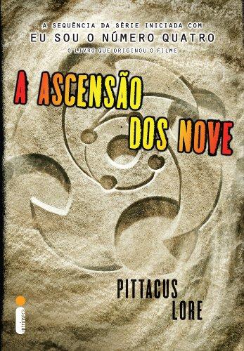 A ascensão dos Nove Pittacus Lore