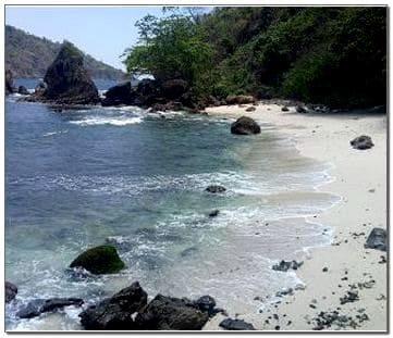 Wedi Putih Beach