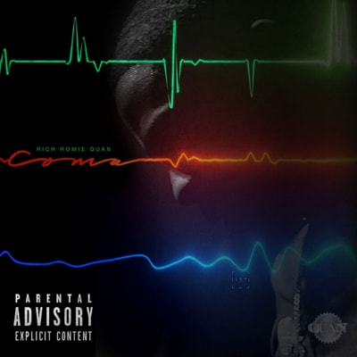 Rich Homie Quan - Comay (2019) - Album Download, Itunes Cover, Official Cover, Album CD Cover Art, Tracklist, 320KBPS, Zip album