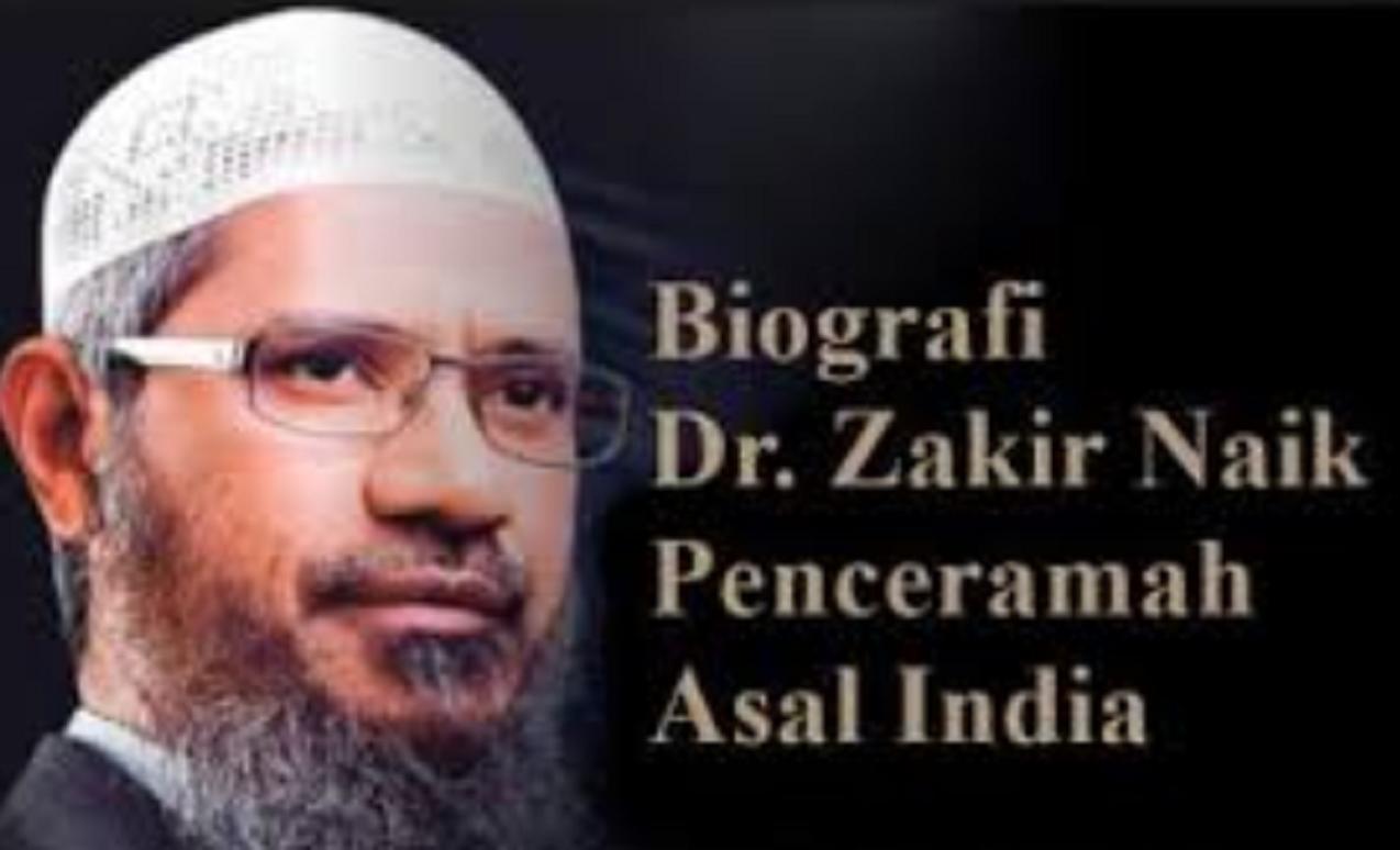 Perjalanan Dakwah Dr Zakir Naik