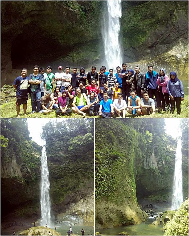 Air Terjun Mamabu, Sumatera Utara