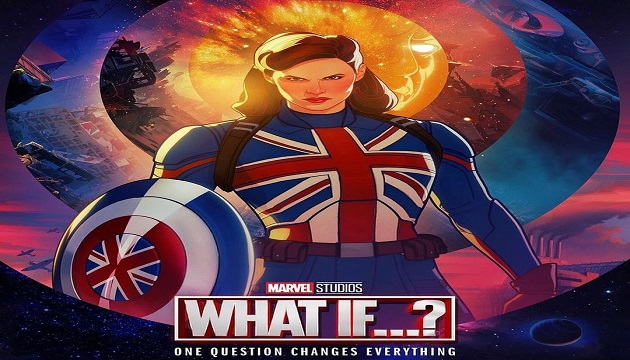 Experience the first episode of marvel studios what if.