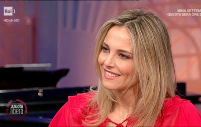 Francesca Fialdini bellissimo sorriso