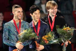 PATINAJE ARTÍSTICO (ISU Grand Prix 2017) - Nathan Chen, primer estadounidense que gana la final del Grand Prix desde 2009