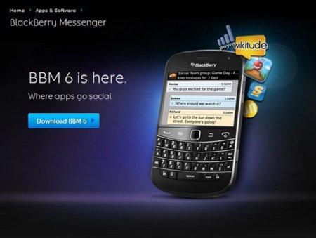 Descansa en paz BlackBerry Messenger - #BBM   Geekers Blog