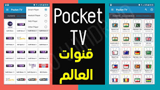 telecharger pocket tv