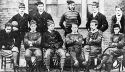 sejarah sepak bola inggris, dan berdirinya peraturan sepak bola di dunia