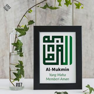 Asmaul Husna Al-Mukmin