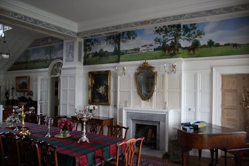From A Federalist Influence In Virginia To French Flair Louisiana The Decor Of Southern Plantation House Is Very Diverse