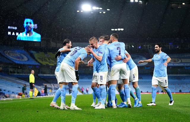 Manchester City - Foto: Reprodução Twitter