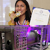 Young Pinay invented air conditioning unit without refrigerant or freon