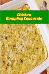 #Chicken #Dumpling #Casserole