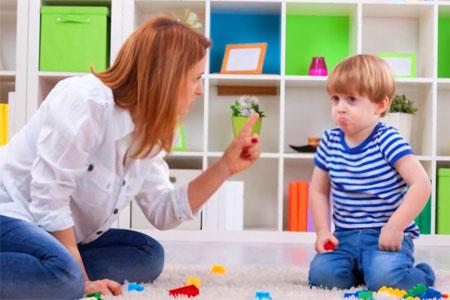 psicología del castigo dar bofetón a un hijo consecuencias