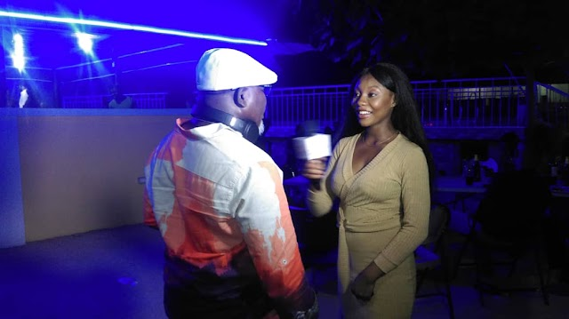 LIFE OF A PRESENTER: AN INTERVIEW WITH OKECHUKWU PEACE