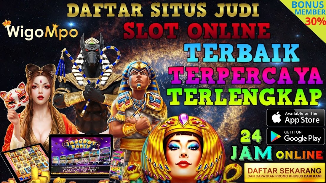 Slot Online Terlengkap Dan Terbaik Serta Terpercaya