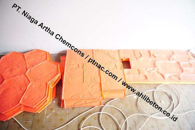 Jasa Pasang Stamp Concrete