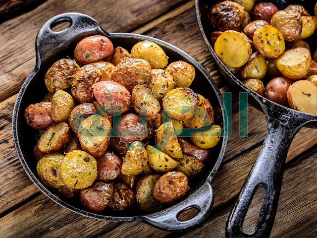 هل البطاطس المسلوقة تزيد الوزن ؟