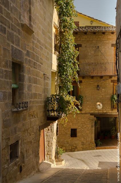 La Fresneda viaje Matarraña turismo escapada Aragon