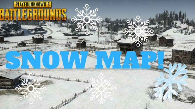 PUBG Mobile Snow Map : Launch Date | Changes | New Weapons & Vehicles