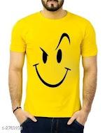 मेन्स फैशनेबल कॉटन टी-शर्ट्स