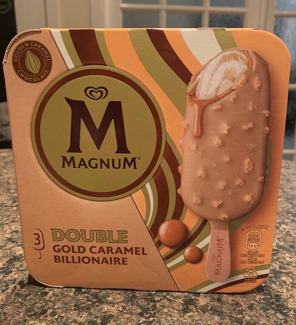 Magnum - Double Gold Caramel Billionaire
