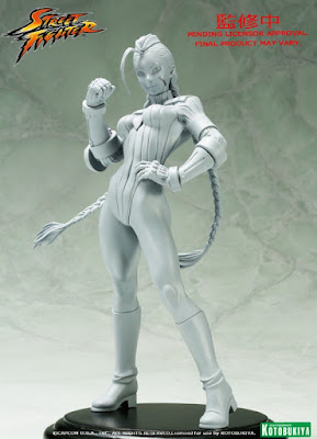 Street Fighter x Bishoujo Chun-li Battle Costume ver. y Cammy Alpha ver.- Kotobukiya