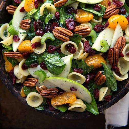 AUTUMN CRUNCH SALAD