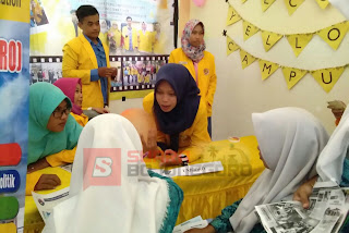 Unigoro Hadir di Education Fair Tuban dan Lamongan