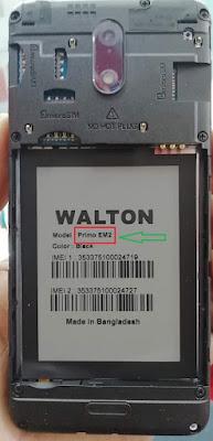 Walton Primo EM2 Flash File