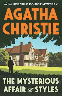 Agatha Christie - The Mysterious Affair at Styles -kirjan kansi