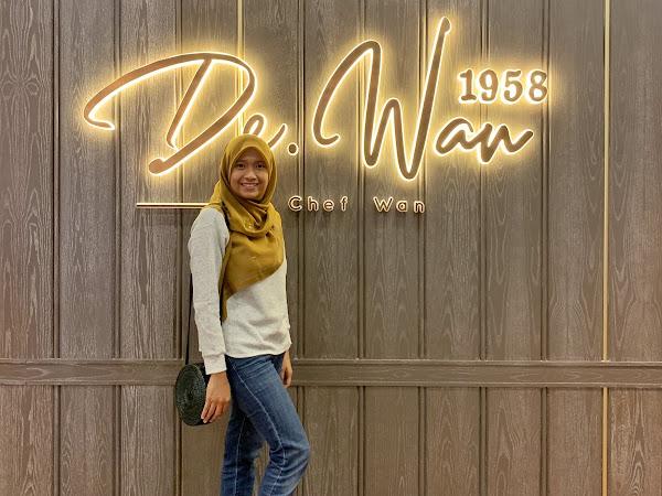 Berkumpul di Restoran De.Wan by Chef Wan