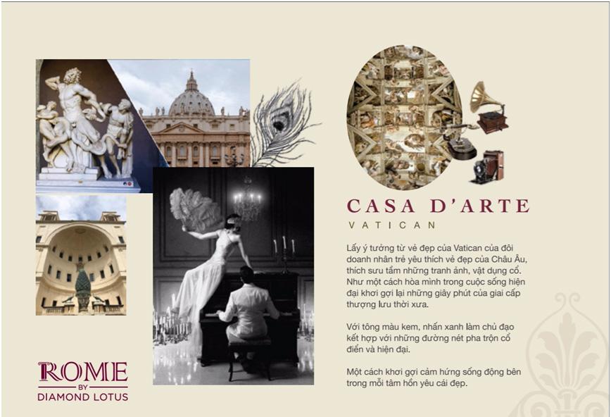 CĂN HỘ ROME DIAMOND LOTUS