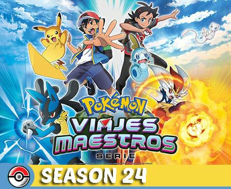 Pokémon temporada 23