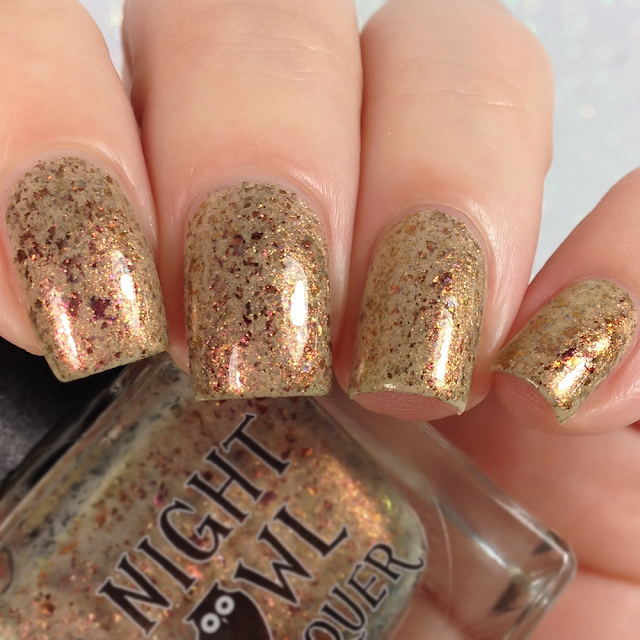 Night Owl Lacquer-Mischief Managed