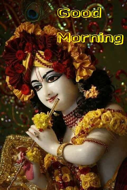 Krishna Good Morning Quotes in Hind (2)