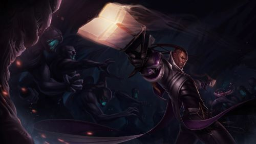 Lucian sẽ đc kích hoạt sức mạnh 1 cách đáng kể với những giúp trên