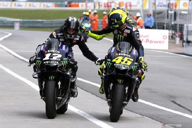 Yamaha Diduga Pakai Mesin Ilegal Saat MotoGP Spanyol