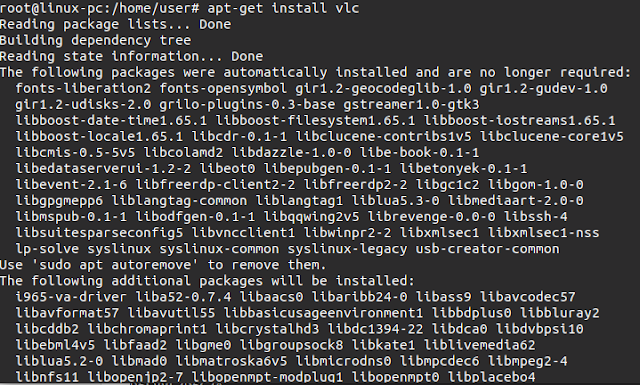 apt-get install linux