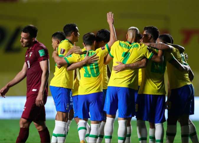 تعرف على موعد مباراة البرازيل ضد الإكوادور والقنوات الناقلة لها
