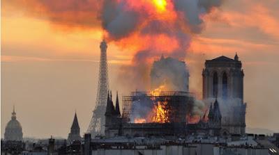 Paris brûle-t-il ? --- Is Paris burning?