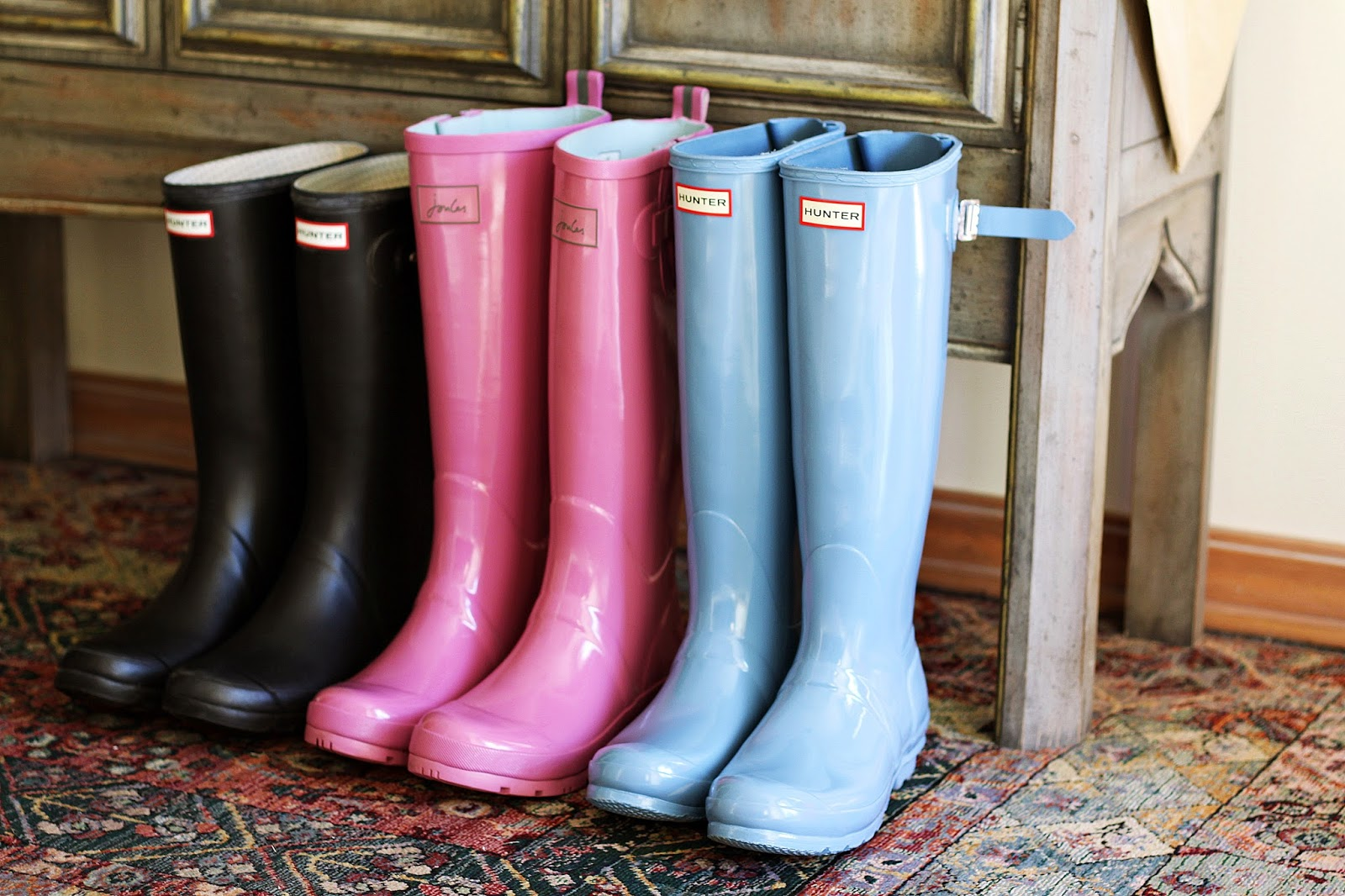 Hunter Rain Boots Wide Calf Sale