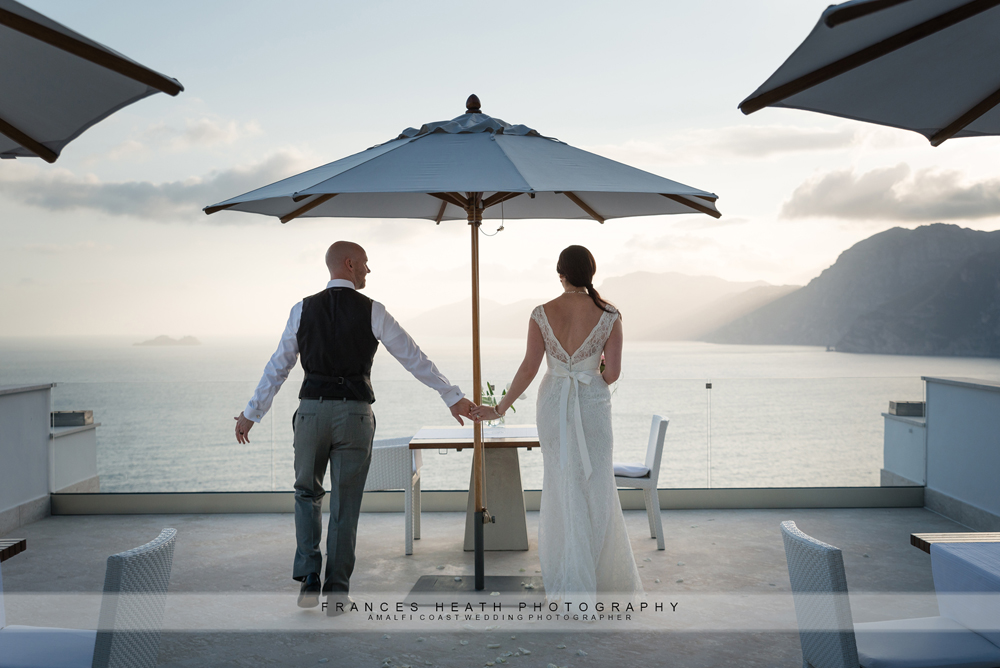Wedding at Casa Angelina