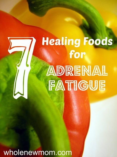 Tired? Food to the Rescue. 7 Healing Foods for Adrenal Fatigue