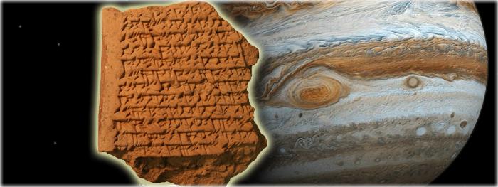 antigas inscrições babilônicas
